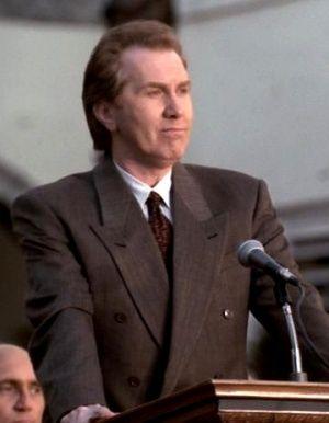 Mayor Richard Wilkins - Harry Groener