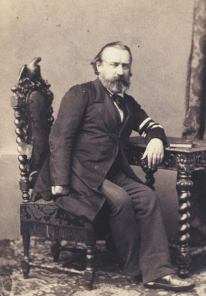 "Beyer, Karol (1818-1877), ""father of Polish photography"", coin collector"