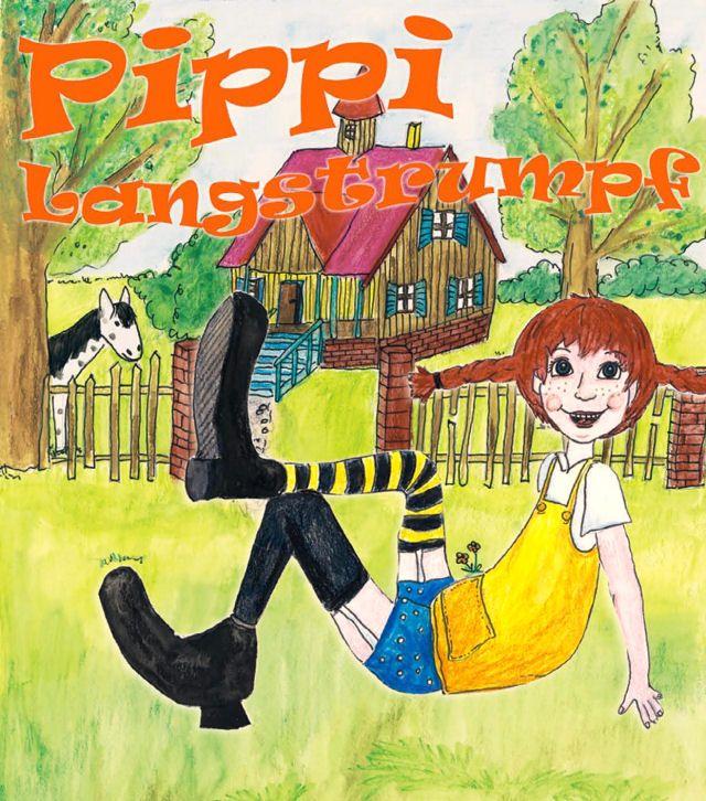 Pippi Langstrumpf   (Spielsaison 2010)  Ein Familienstück in zwei Akten  von Astrid Lindgren Inszenierung: Christiane Goulard Musik: Georg Riedel / Kai Leinweber Aufführungsrechte: Verlag für Kindertheater, Hamburg