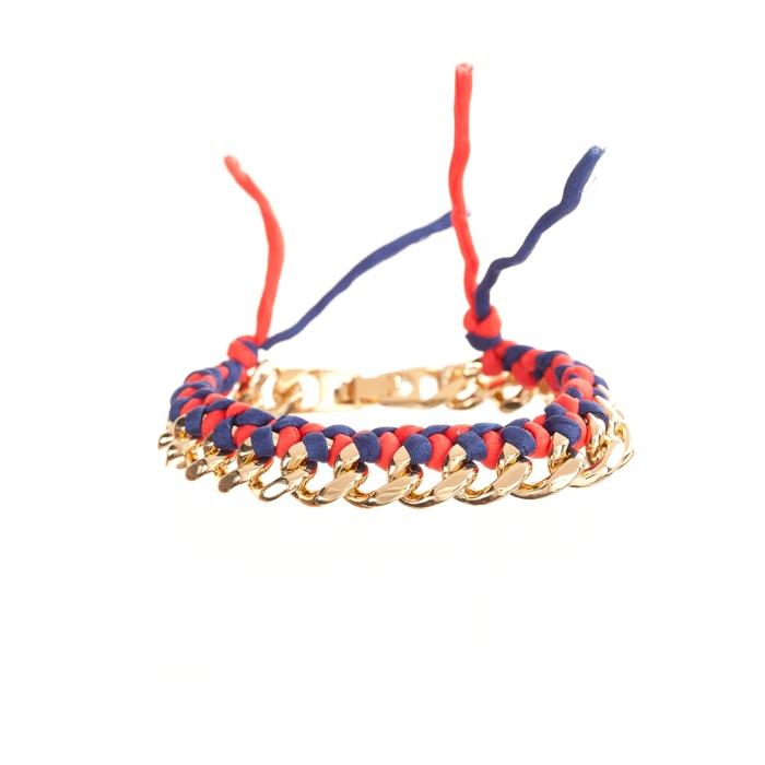 A modern spin on the friendship bracelet
