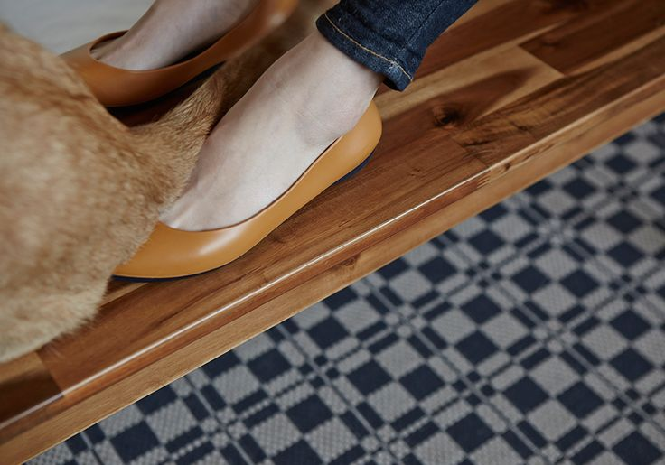 walk&rest flat shoes designed by tenderate Corp. www.walknresest.com