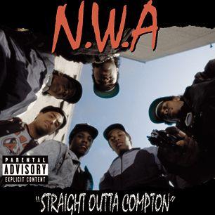 N.W.A., 'Straight Outta Compton'