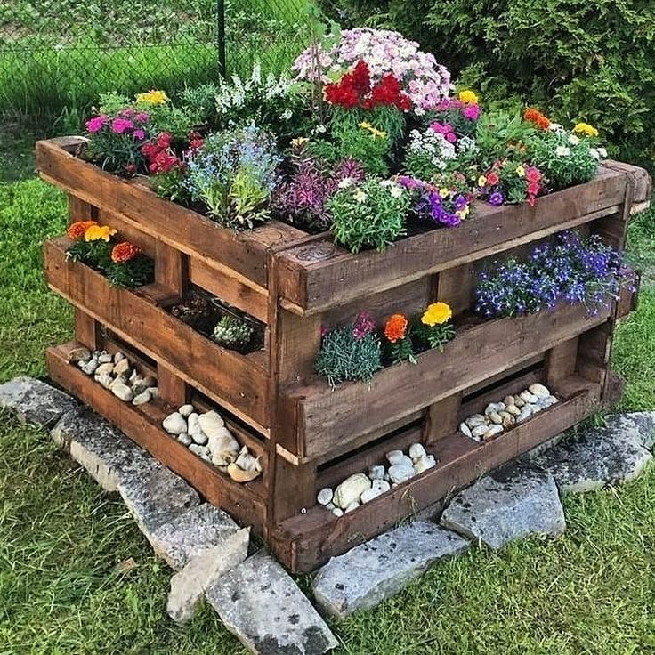 DIY Recycled Wooden Pallet Concepts for Initiatives And Carfting Concepts