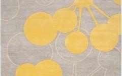 Yellow Area Rugs Surya Organic Modern Omr 1014 Grey/yellow Closeout Area Rug