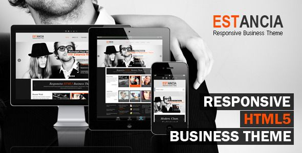 Review Estancia - Responsive HTML 5 Themeyou will get best price offer lowest prices or diccount coupone