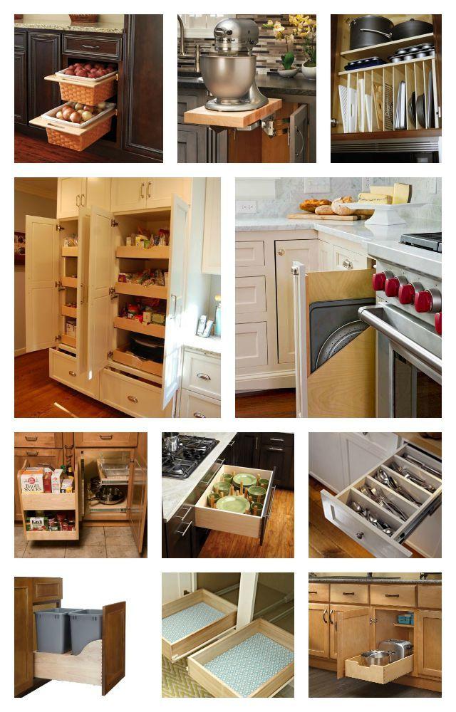 Kitchen cabinet organization ideas  New kitchen, Cabinets and Love ...