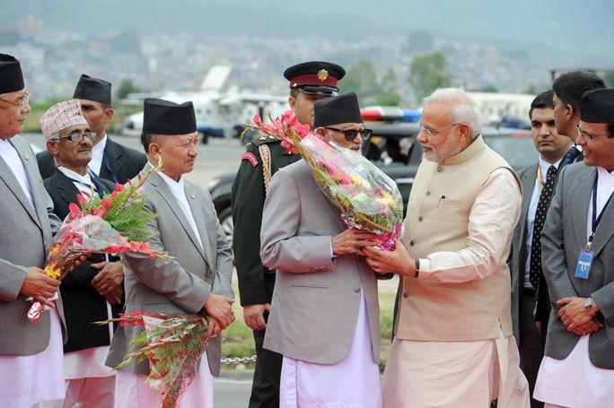 PM at Nepal