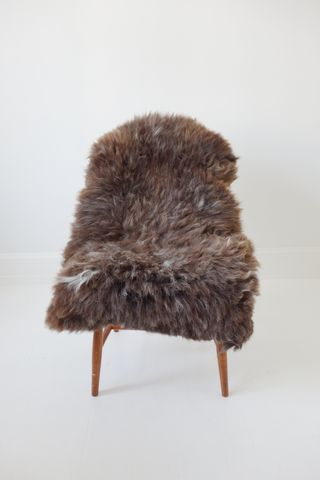 Brown Spotted Lammeskind - Large