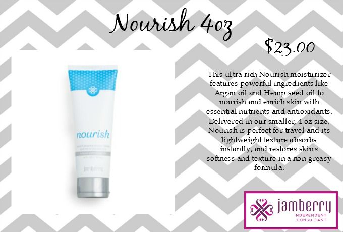 Jamberry Nourish 4oz with Australian Pricing. #Jamberry #Nourish4oz #Products #Australian #Pricing #AU