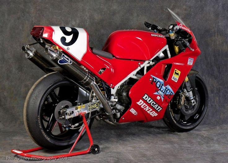 Ducati 851 Superbike