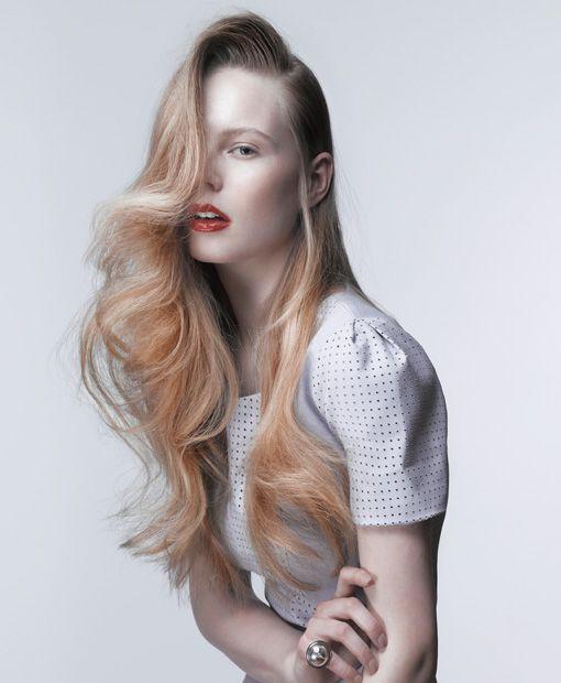 T&G Style Finder Capelli Lunghi Viso quadrato