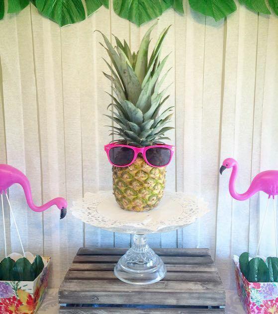 25+ Pineapple Party Ideas, Summer Party Theme, #PartyLikeAPineapple, via @CraftivityD