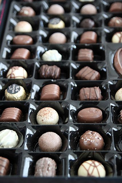 These are the best chocolates ever and I have tried Swiss, French and American. Makes me miss living in England and Scotland: Thorntons Chocolates