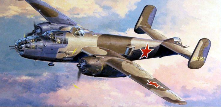 1944 B-25J Mitchell