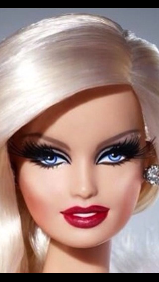 Barbie Makeup: 1000+ Images About Barbie Face On Pinterest