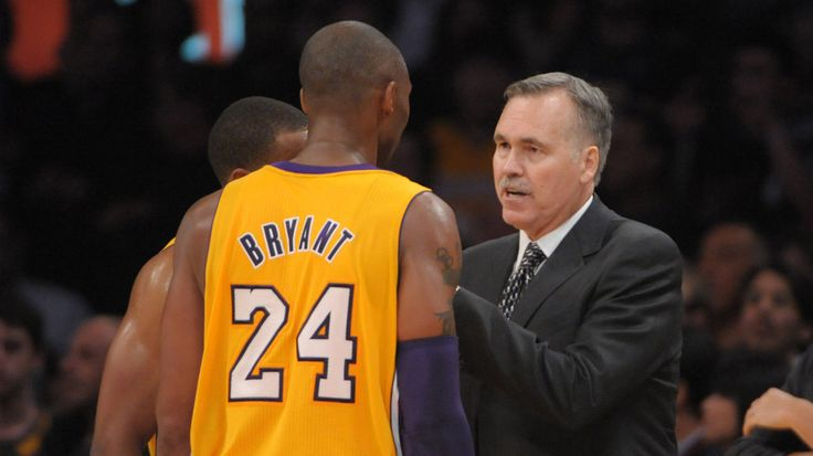 Kobe Bryant has 'no interest' in playing for Mike D'Antoni next season, per report