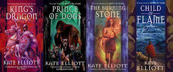 'Crown of stars' series Kate Elliott