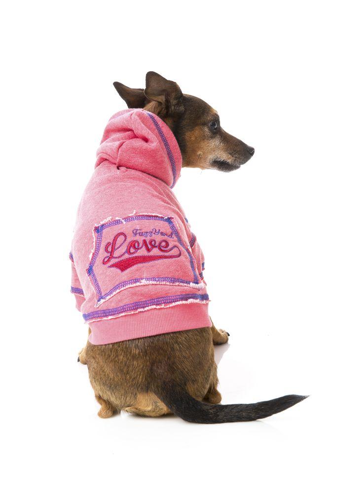 FuzzYard Love Hoody Pink