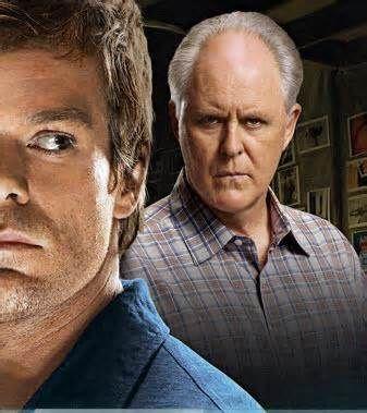 Dexter Season 4 with the Trinity killer. Great season!