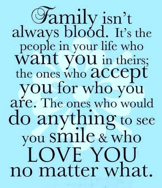 Family Love Quotes: #family #matter #love #anything #accept