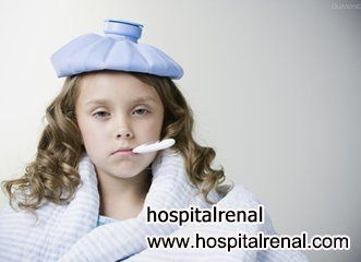 Síndrome nefrótico afecta a la salud de muchos niños, y algunos de ellos tienen fiebre y otra vez.Esto puede inducir a la recaída o agravamiento del síndrome nefrótico. Hoy, estamos aquí para presentar las causas y el tratamiento de la fiebre en los pacientes de Síndrome nefrótico.