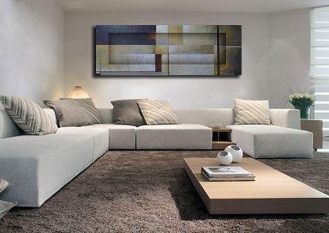 nuevas tendencias para tu decoracin cuadro pintado sobre lienzo especial d con volumen pintura