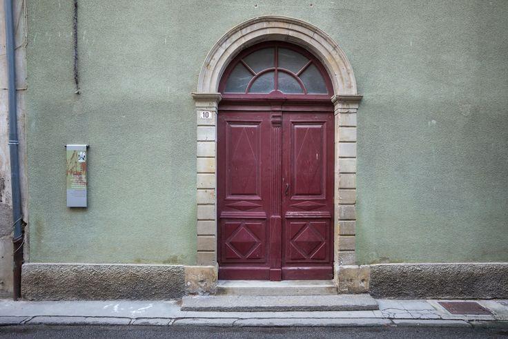 https://flic.kr/p/QgQcBx | Sorèze, portes et portails (81)