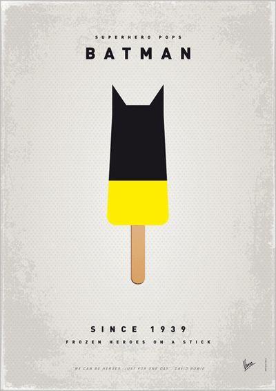 バッドマン アイス ポップ