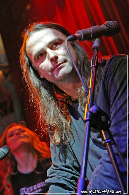 Hansi Kursch. Blind Guardian.