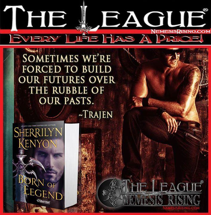 Born of Legend (League: Nemesis Rising)