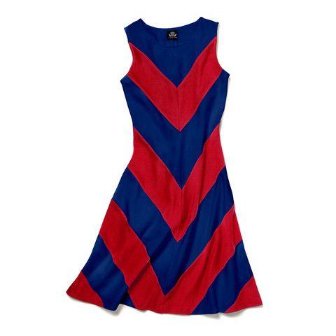 Ole Miss Dress