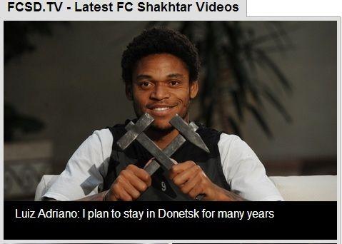 Luiz Adriano Shakhtar lifer