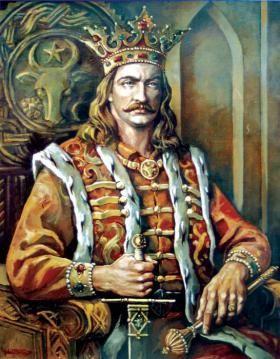 famous romanians prince Stephen the Great Moldavia romanian people history