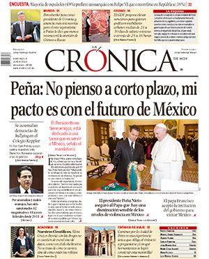La Crónica de Hoy, Mexico