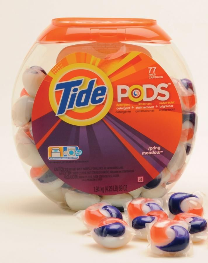 Tide pods freebies