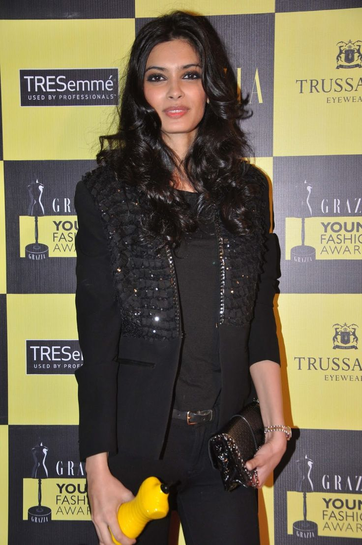 Diana Penty at Grazia Young Awards 2013.