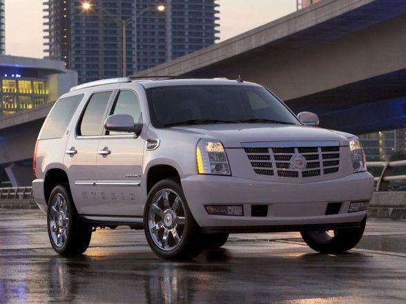 Cadillac Escalade. Gimme.