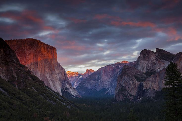 """The best of Photocrowd.com: 16 incredible award-winning travel images Half Dome from Inspiration Point """"Half Dome from Inspiration Point, Yosemite Valley, United States. After an hour's hike from the tourist spot of Tunnel View, Inspiration Point was reached. This is the spot where Ansel Adams shot his iconic image of Yosemite Valley. To stand here and watch the light change by the second was amazing, and very cold!"""" Picture: Chris Greenwood/Photocrowd.com"""