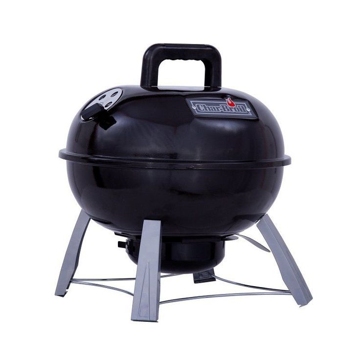 Char-Broil Portable 14 in. Charcoal Kettle Tabletop Grill - 13301719P