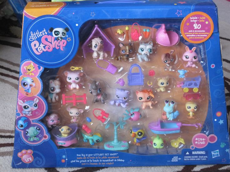 Littlest Pet Shop Valuepack in BRANDNEW's Garage Sale in Airdrie , Alberta for $15.00. 20 pets plus their accessories!