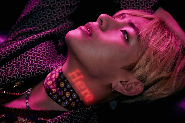 BTS WINGS Concept Photo --- V
