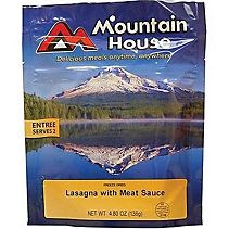 Mountain House Freeze-Dried Food