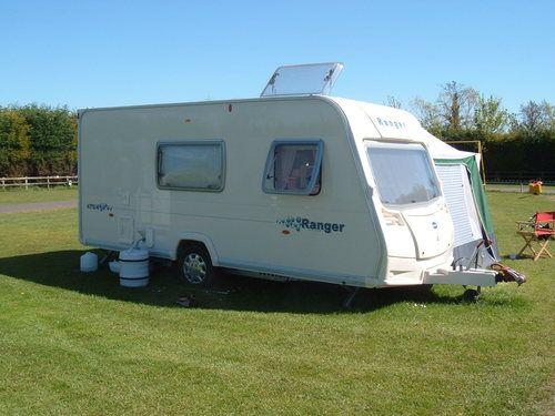 2006 Bailey ranger touring caravan for sale