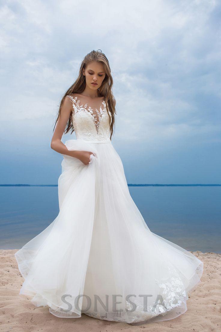 364 best Stunning Romantic Wedding Dresses images on Pinterest ...