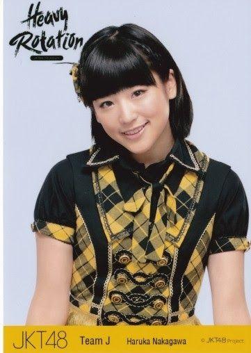 Photo Pack JKT48 (Haruka) seifuku Heavy Rotation
