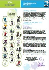JPMA Product Buyer's Guides   Baby Safety Zone - Powered by the JPMA