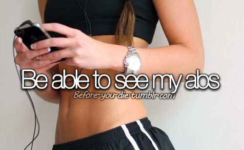 My goal for this summer!!
