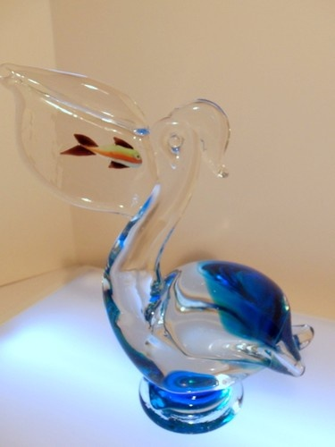 1000 images about murano on pinterest for Murano glass fish
