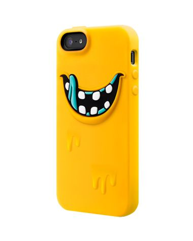 MONSTERS™ for iPhone 5 - FreakyYellow - For more details, please go to http://www.switcheasy.com/product/MONSTERS_iPhone5/