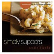 Giveaway: Simply Suppers by Jennifer Chandler [Expires 5.27.14] #giveaways
